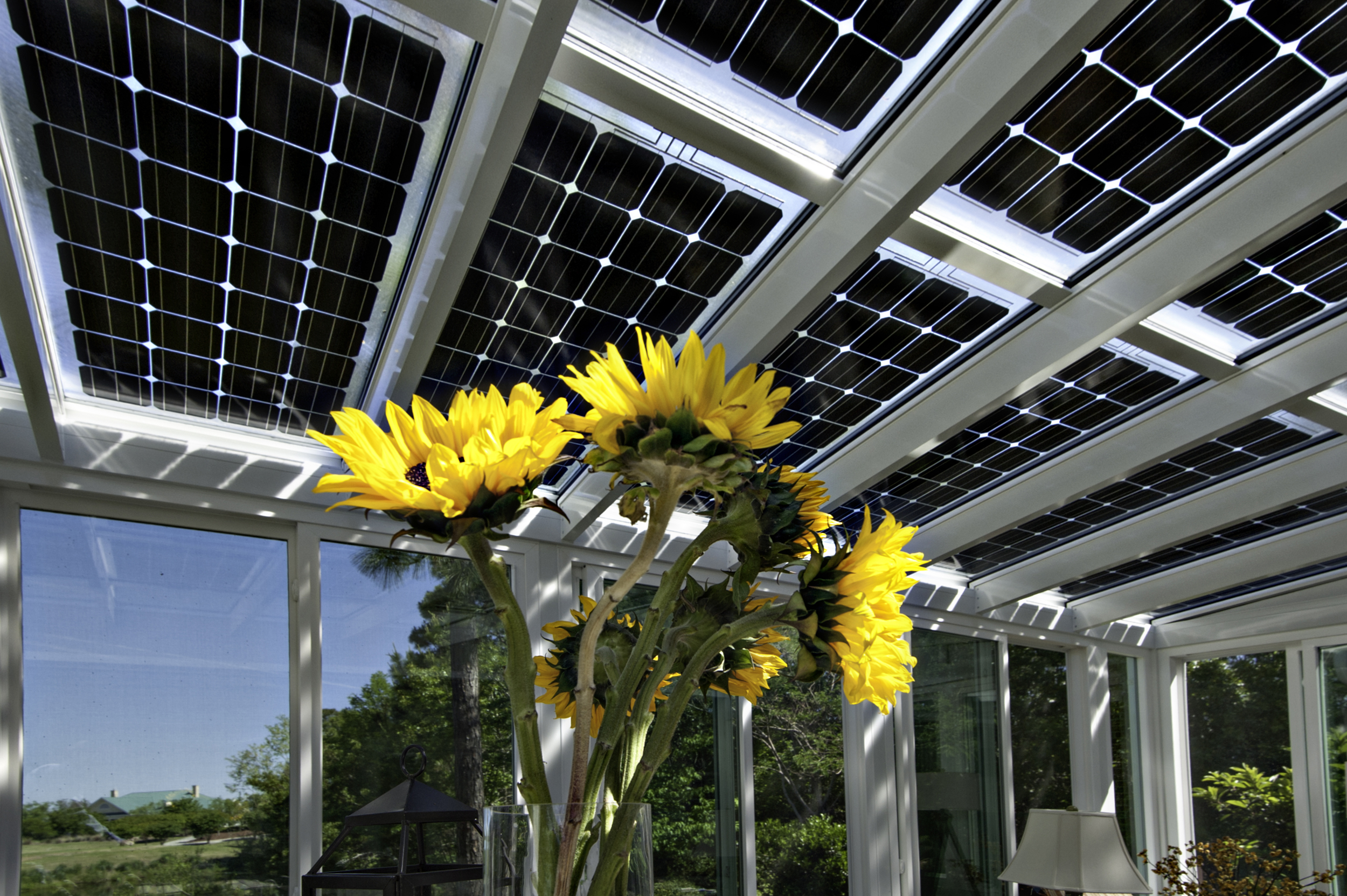 Solar Canopies Awning Systems Wiring In Cells Might Stop Reflecting Light One Up